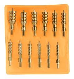 Hoppe\'s No. 9, 13-Piece Brass Jag Kit