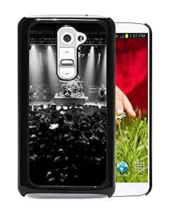 Beautiful Designed Cover Case With Therapy Show Fan Light Scene For LG G2 Phone Case