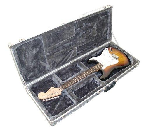 Spider carcasa rígida para guitarra eléctrica Universal de aluminio caja de transporte para iMac: Amazon.es: Instrumentos musicales