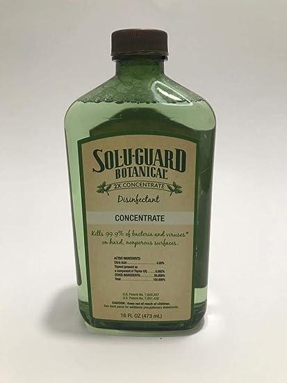 Melaleuca sol-U-guard botánica desinfectante 2 x 16oz by Melaleuca