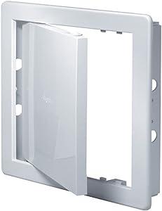 Access Panel Door - Opening Flap Cover Plate - Box Door Lock - Door Latch (6x6