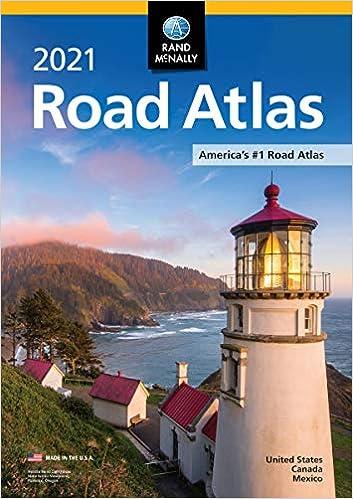 Best Road Atlas 2021 Rand McNally 2021 Road Atlas (Rand Mcnally Road Atlas: United