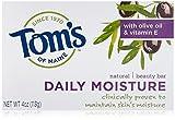 Tom's of Maine Moisturizing Bar Daily, 4-Ounce Bar, Pack of 6