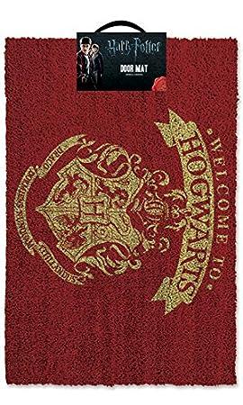 Harry Potter - Doormat Welcome To Hogwarts: Amazon.es: Hogar