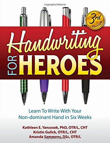 Handwriting for Heroes: Learn to Write with Your