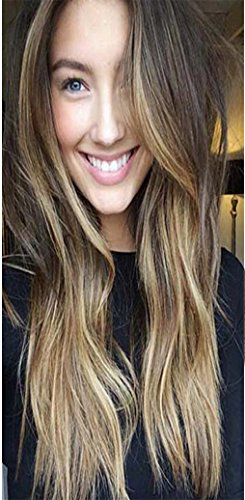 Amazon Com Youngsee 22inch Balayage Brazilian Tape In Hair