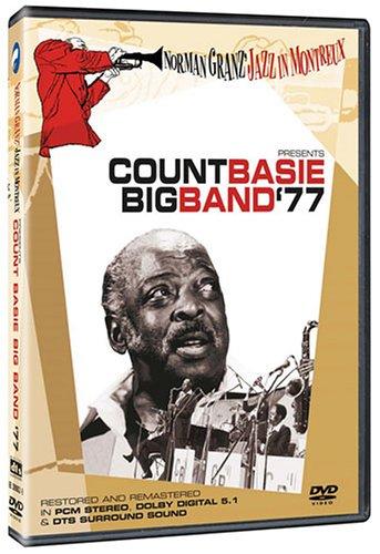 Norman Granz Jazz in Montreux Presents Count Basie Big Band ()