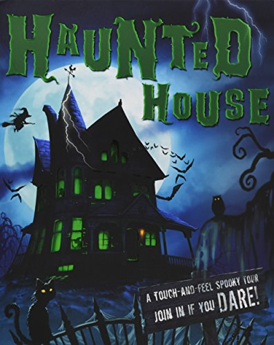Haunted House: A Touch and Feel Spooky -