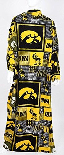 Snuggie Officially Licensed University of Iowa Iowa Hawkeyes ()