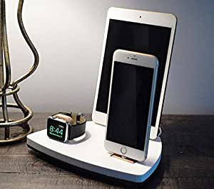 nytstnd trio 1 charging station for iphone. Black Bedroom Furniture Sets. Home Design Ideas