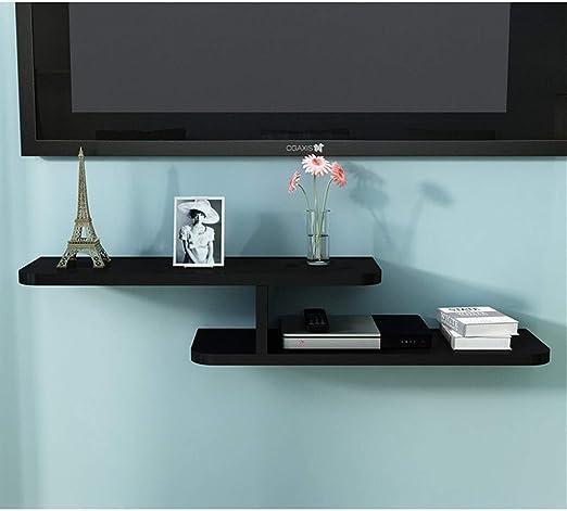 Wall shelf Montado en la Pared de TV de Pared del gabinete Simple ...