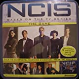 NCIS Board Game Based on the Tv Series the Game in Collectors Tin by Pressman Toy