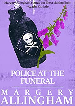 Police at the Funeral (A Campion Mystery) by [Allingham, Margery]