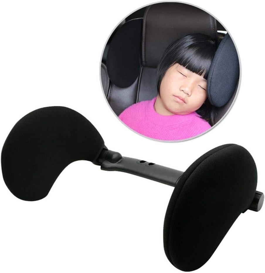 U-Shaped Pillow Voyage Oreiller Four Seasons Universal Enfants adultes de sommeil Side Head Oreiller Neck Pillow voiture Seat voiture appui-t/ête Couleur : Bleu