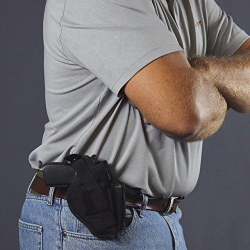 Gun Holster Hip Holster fits Ruger LCP 380 LCP 380 Cobra CA 380 HP 22  Keltec P32 P3AT Phoenix HP 22 AMT 380 AMT Backup 380#H1