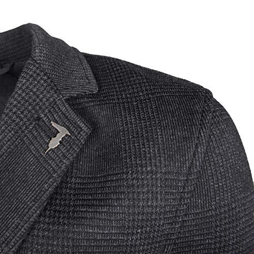 Button Jacket Jersey 52h00011 Micro 2 Blouson 48 Trussardi EZqIBB