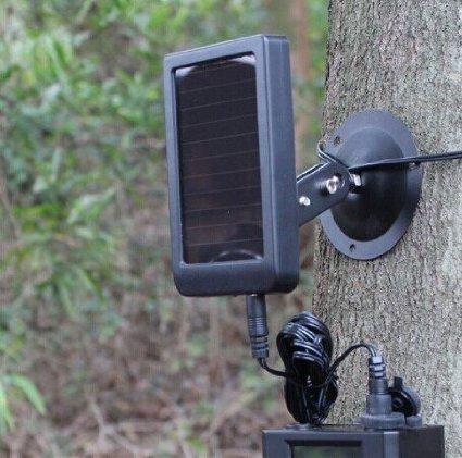 Amazon.com: jiee Tec Suntek Panel Solar 1500 mAh Cargador ...