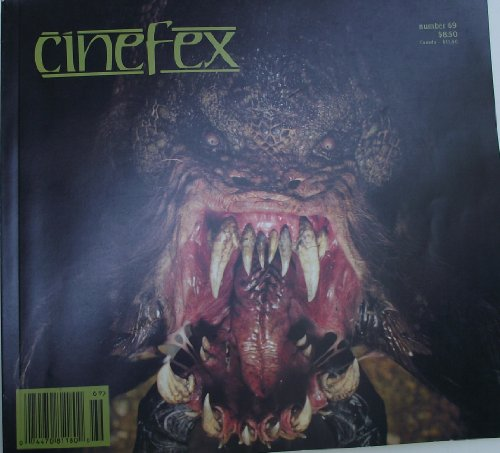 Cinefex The Journal of Cinematic Illusions, Number 69, March 1997