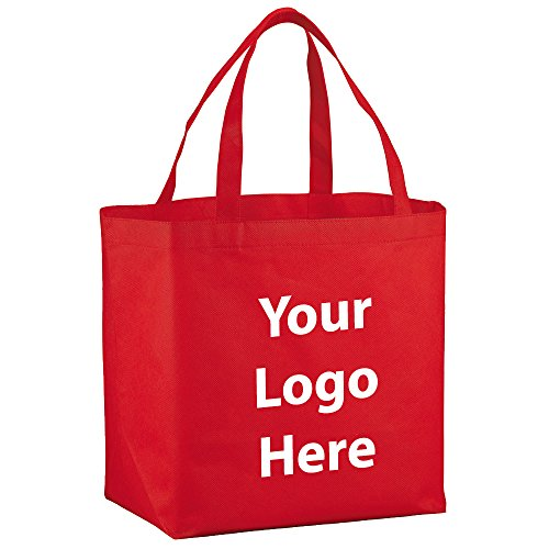 Yaya Budget Shopper Tote - 200 Quantity - $1.30 Each - Promotional Product/Bulk with Your Logo/Customized