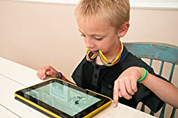 Chewable Jewelry Pain Free Necklace Fun Sensory Motor Aid Speech And Communication Aid Great For Autism And Sensory-Focused Kids - 12 Pack Solid Colors