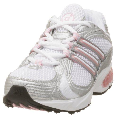 Scarpa Da Running Adidas Donna A3 Outrunning Scarpa Bianca / Rosa Perla