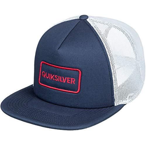 Quiksilver Men's STARTLES Trucker HAT, Navy Blazer, 1SZ from Quiksilver