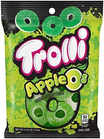 Gummy Candies: Trolli Apple O's