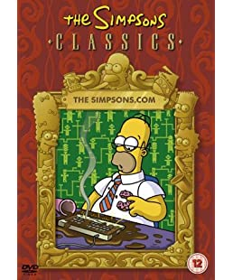 Simpsons-Simpsons Dot Com