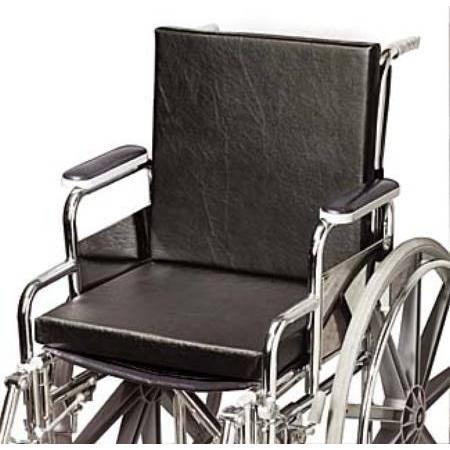 Amazon.com: Silla de ruedas sólido cojín para la espalda, 20 ...