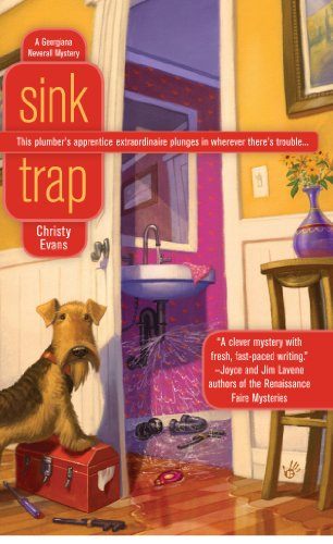 Sink Trap (A Georgiana Neverall Mystery Book 1)