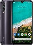Xiaomi Mi A3 128GB, 4GB RAM 6.1\ 48MP AI Triple Camera LTE Factory Unlocked Smartphone (International Version) (Kind of Grey)