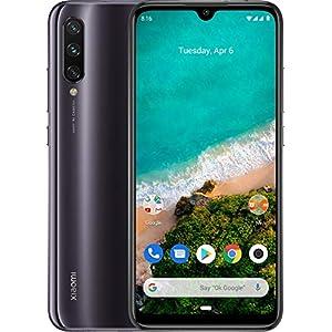 Xiaomi Mi A3 128GB, 4GB RAM 6.1′ 48MP AI Triple Camera LTE Factory Unlocked Smartphone (International Version) (Kind of Grey)