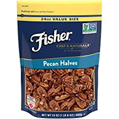 FISHER Chef's Naturals Pecan Halves, No ...