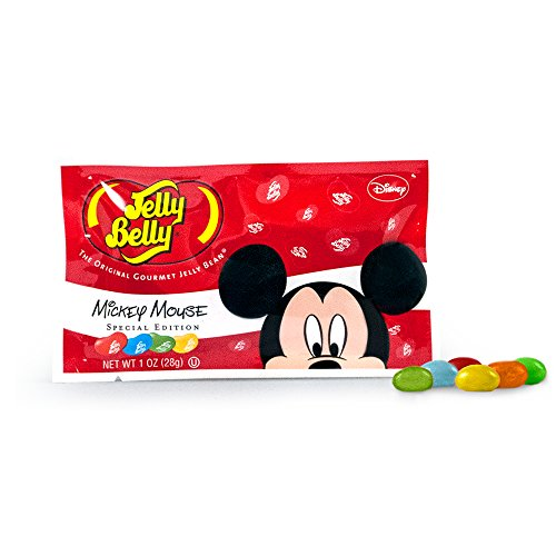 Jelly Belly Mickey Mouse Special Edition 1 oz Bags