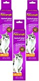 (3 Pack) Sentry Petromalt Fish Flavor Hairball Remedy 2oz Each