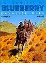 La Jeunesse de Blueberry, tome 3 : Cavalier bleu par Charlier