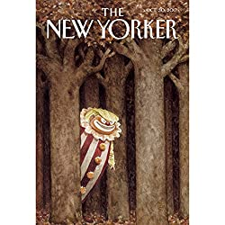 The New Yorker, October 30th 2017 (Patrick Radden Keefe, Hilton Als, Jia Tolentino)