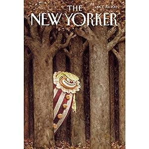 The New Yorker, October 30th 2017 (Patrick Radden Keefe, Hilton Als, Jia Tolentino) Audiomagazin