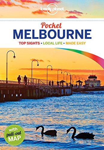 Lonely Planet Pocket Melbourne (Travel Guide) (Imports Melbourne)
