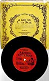 "A Kiss for Little Bear - 7"" -33 RPM Record, Xerow corp.1978 (based on book by Else Minarik)"