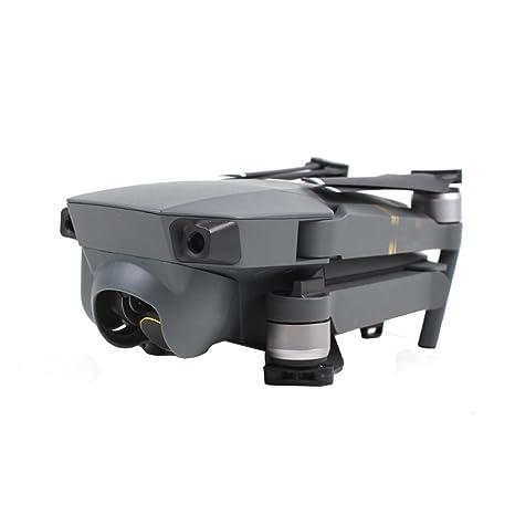 Malloom Cortina del sol Capilla de lente fulgor cardán cámara Protector cubierta para DJI Mavic Pro