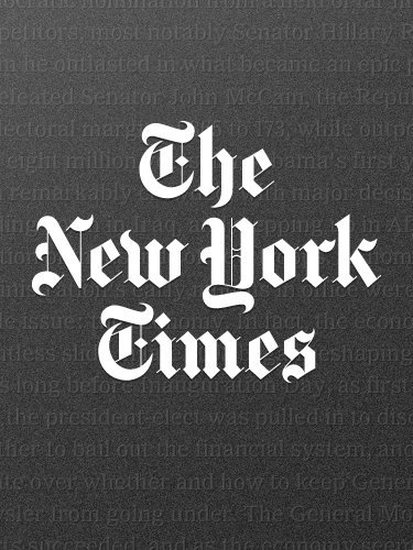 The New York Times - Daily Edition for - York New In Store
