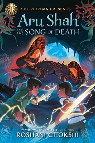 Aru Shah and the Song of Death: A Pandava Novel Book 2 (Pandava Series) by [Chokshi, Roshani]
