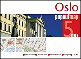 ;WORK; Oslo PopOut Map (PopOut Maps). across Thursday Equipo archivo during Access