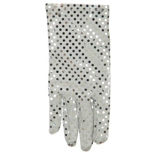 Right (Glitter Gloves)