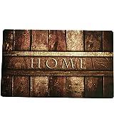 Funny Doormats Indoor/Outdoor/Bathroom Mats Rugs for Home/Office/Bedroom, Neoprene Rubber Non Slip Backing Machine Washable (23.6''x15.7'',L x W)