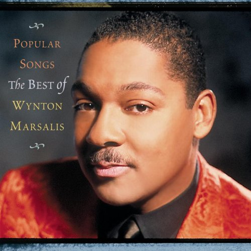 Cover of Popular Songs: The Best of Wynton Marsalis
