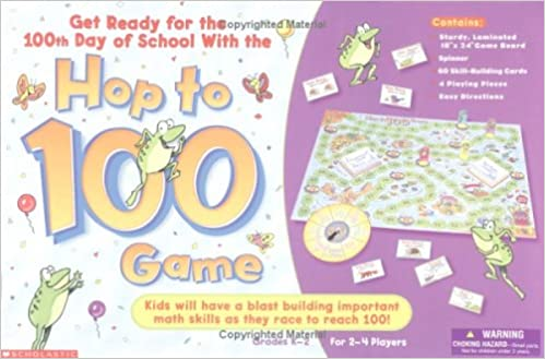 Amazon.com: Get Ready for the 100th Day of School with the Hop to ...