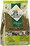 24 Mantra Organic Green Moong Whole, 1kg