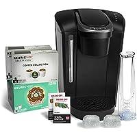 Keurig K-Select B Single Serve Coffee Maker with 24 K-Cups & 2 Water Filter Cartridges